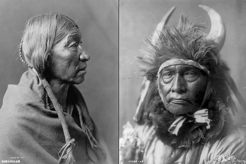 Индейские племена трансвеститы