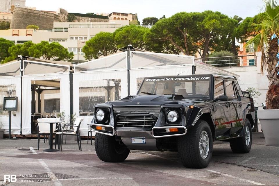 Внедорожный Lamborghini