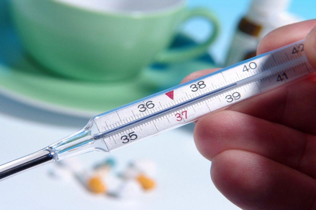 Как сделать температуру на 1 день