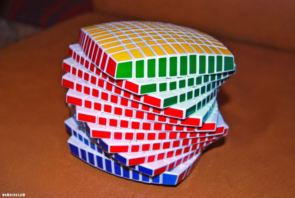 Кубик Рубика: только факты