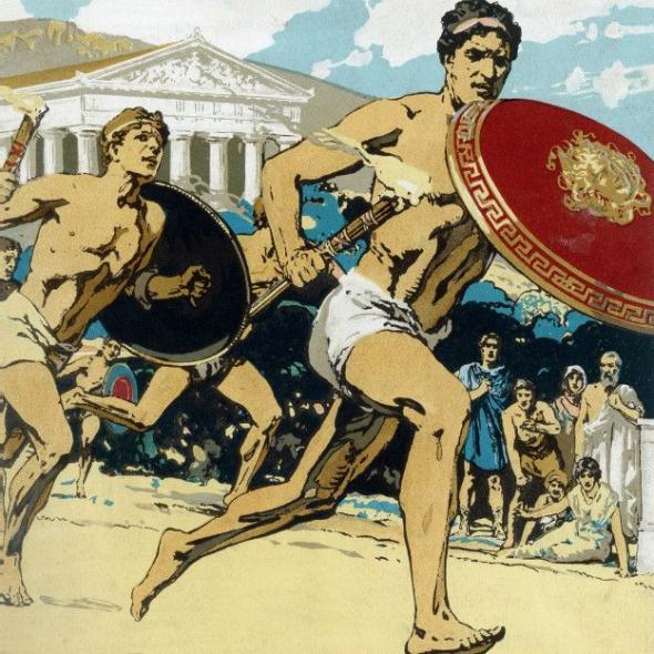 На олимпиадах античности разрешалось все, кроме игры в поддавки