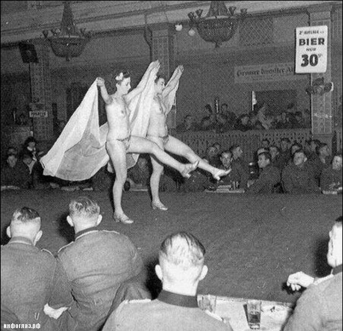 Эротические фото немецких проституток времён второй мировой войны 0 фотография