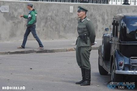 Завтра на съёмках фильма ожидают Сергея Безрукова
