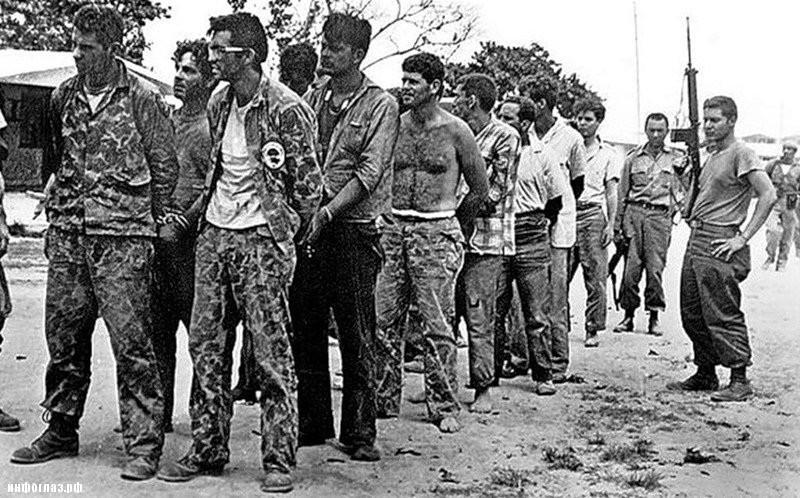Американский позор в заливе Свиней. Плайя-Хирон – памятный символ кубинской независимости