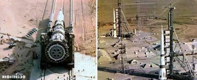Ракета Н-1 - «Царь-ракета»