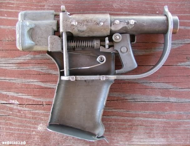 Пистолет Либерейтор (Liberator) FP-45