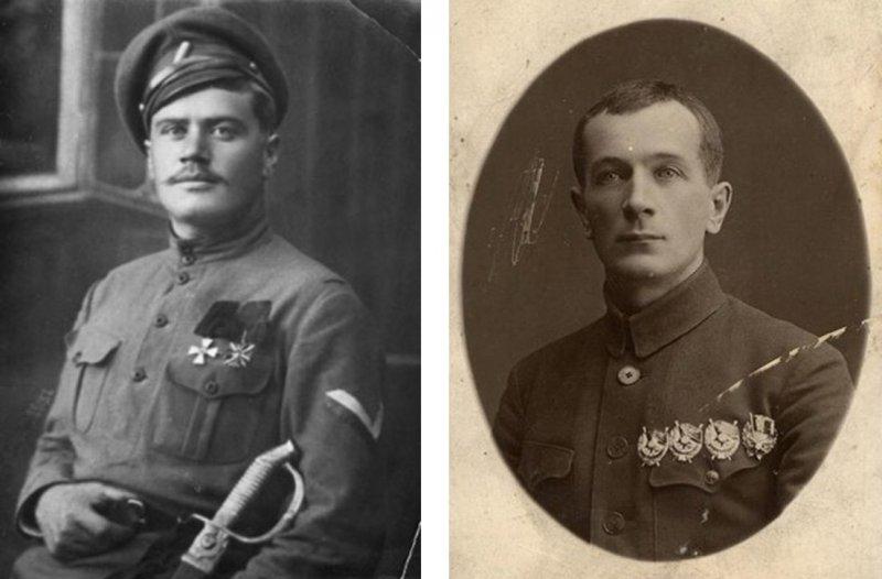 Антагонисты. Белый генерал Пепеляев и красный командир Строд.