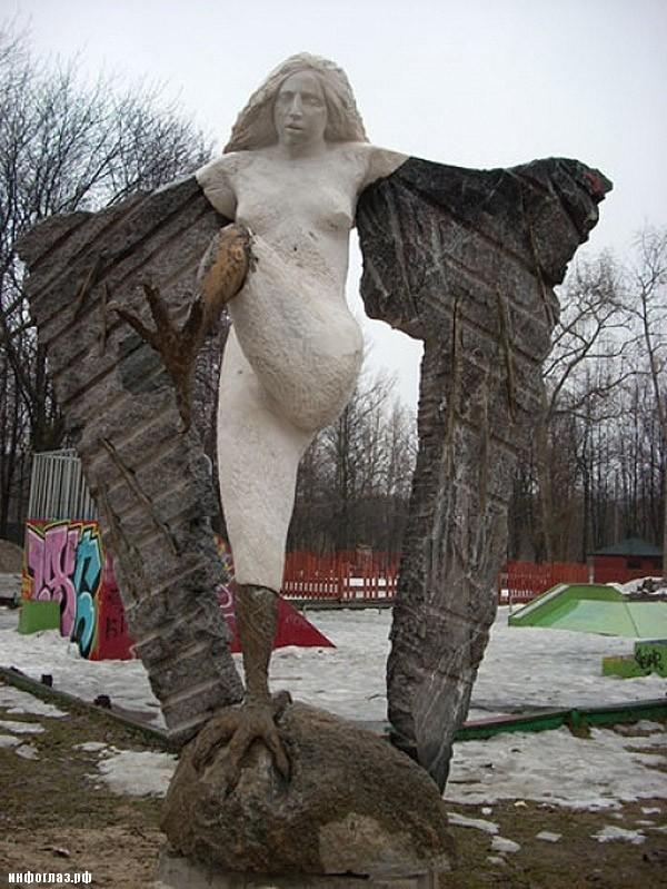 Психоделические детские площадки России