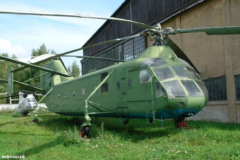 Проект тяжёлого военно-транспортного вертолёта Як-60