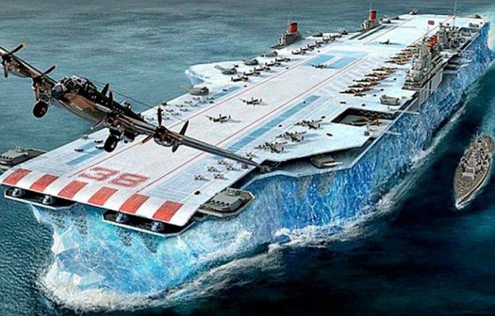 «Проект Аввакум» — непотопляемый ледяной авианосец