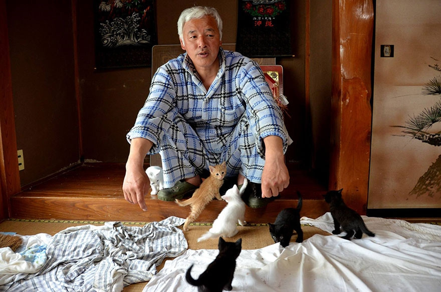 Наото Мацамура: Если не я, то кто же?