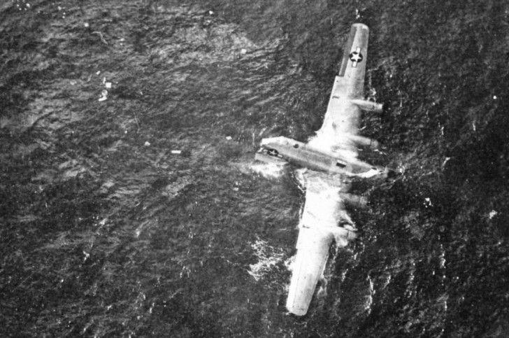 Двойной инцидент в июле 1953-го