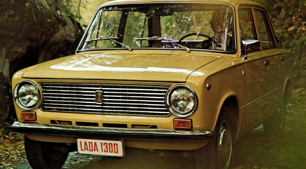 """Как """"Fiat"""" 124 стал """"Жигулями"""""""