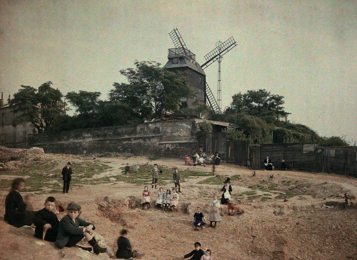 Париж 1923