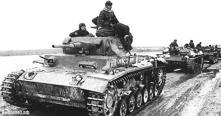 Боевых машин танк pz iii и три stug iii