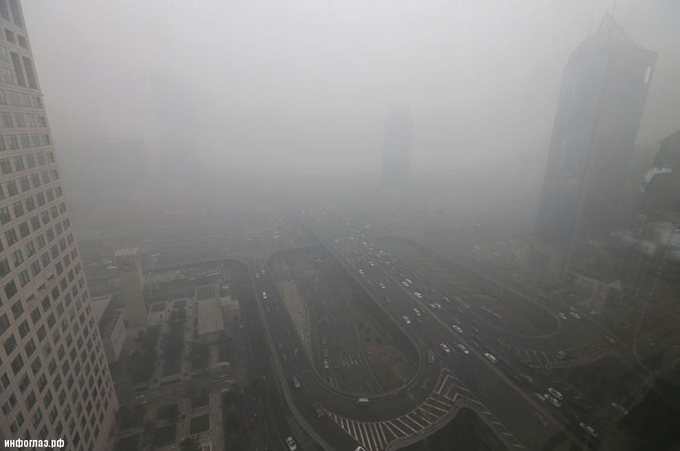 Для нового мэра Пекина экологическая обстановка в городе станет приоритетным направлением работы