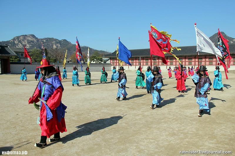 GyeongbokgungGuard