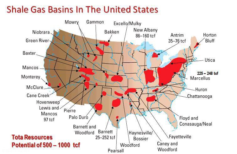 Пузырь сланцевого газа в США лопнул