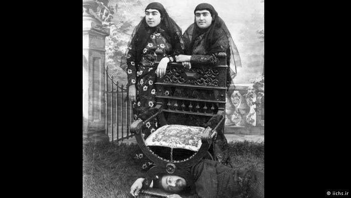 гарем, Антон Севрюгин, жёны Насреддина-шаха, гарем Ад-Дин Шах Каджар