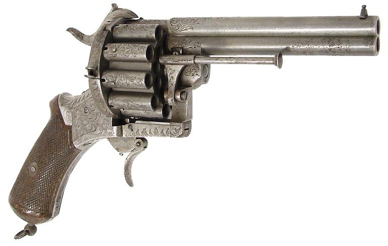 30 ти зарядный револьвер
