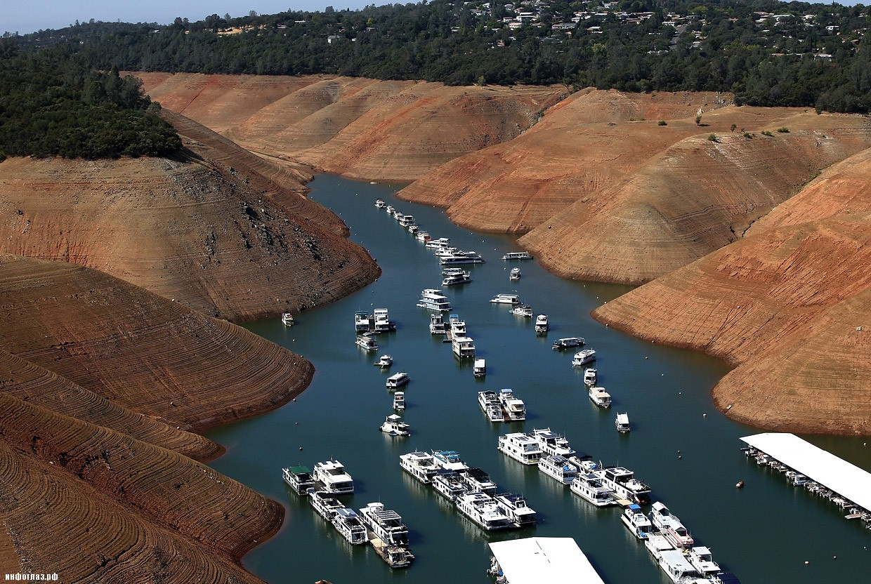 an overview of the history of water usage and issues of drought in the state of california