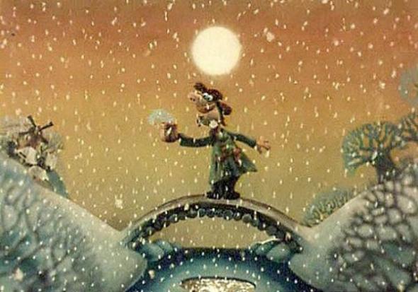 Как создавались советские мультфильмы (24 фото)