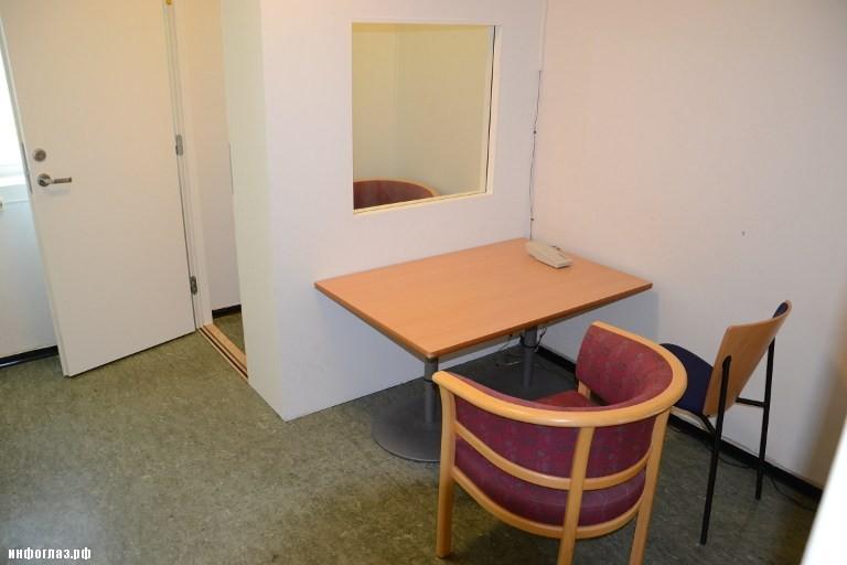 Где будет сидеть Брейвик?