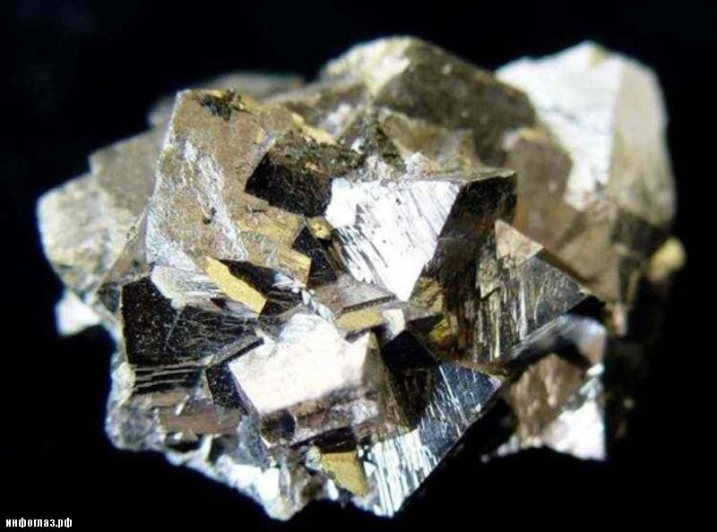 Арсенопирит (Arsenopyrite)