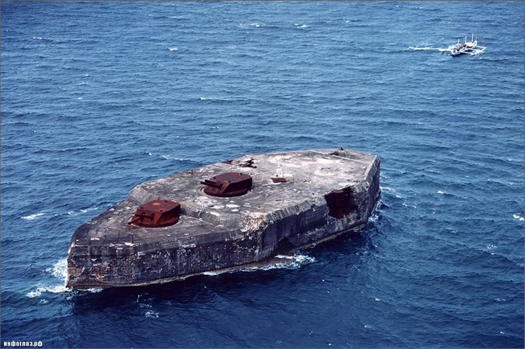Бетонный остров - Fort Drum