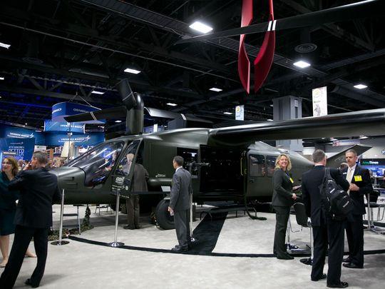 Новый конвертоплан от Bell Helicopter