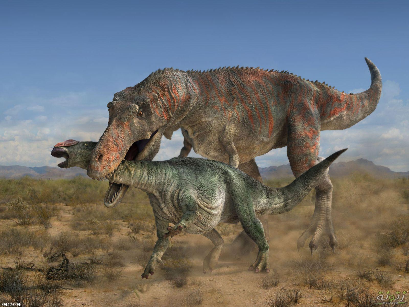 130. Давным-давно, больше 65 миллионов лет тому назад, на нашей планете царствовали динозавры.