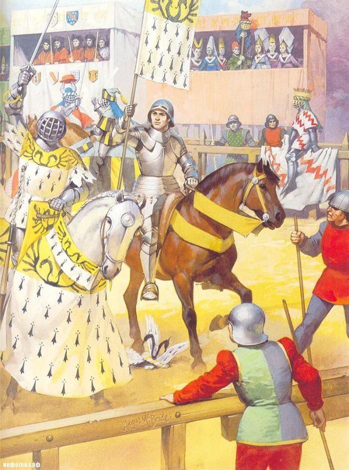 Песни с рыцарских Турниров