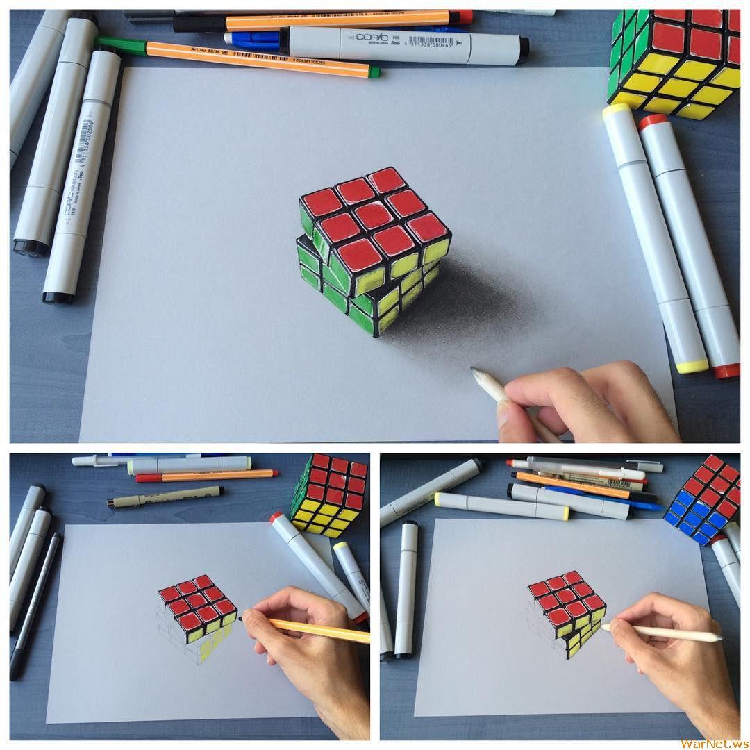 Рисовать карандашом кисок