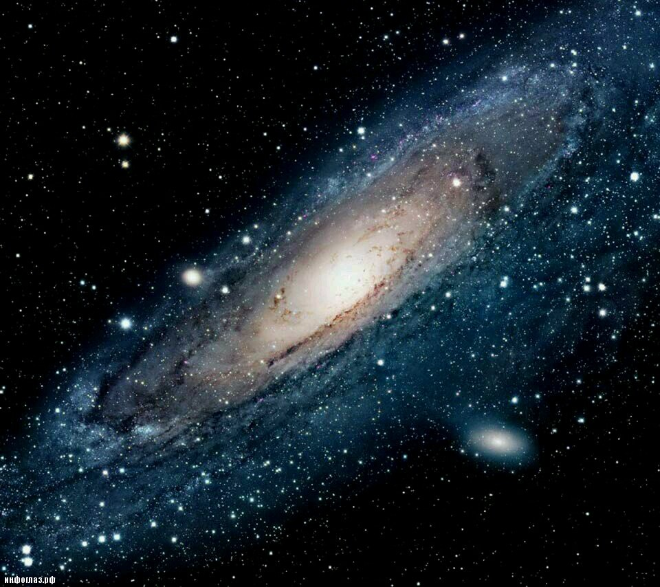 Галактика  и окраина  звездной провинции (6 фото)