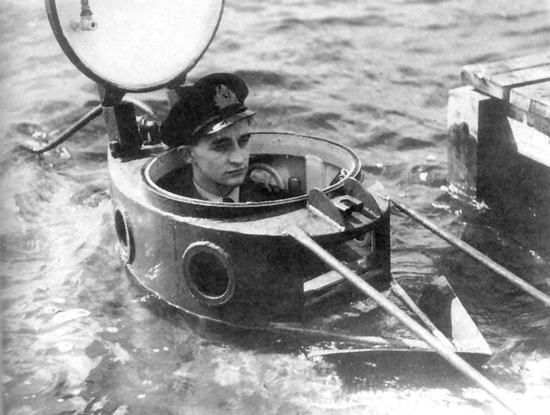 Самые маленькие подводные лодки