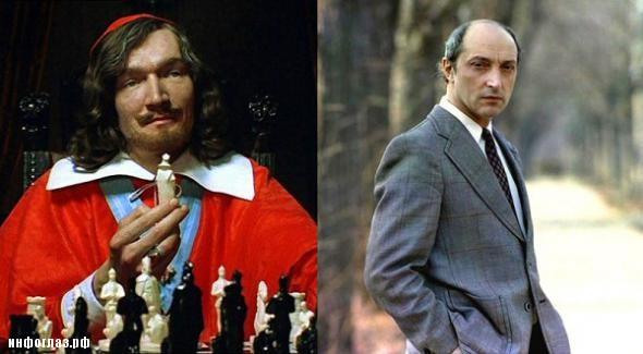 Кто озвучивал известных киногероев