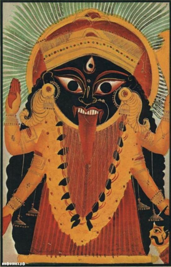 11 самых страшных злых монстров из мировых религий