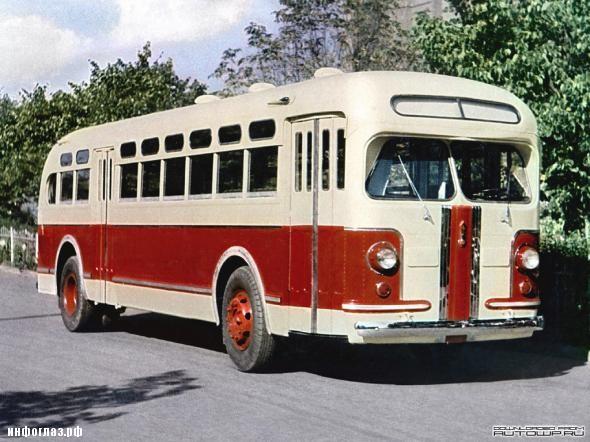 Автобусы СССР