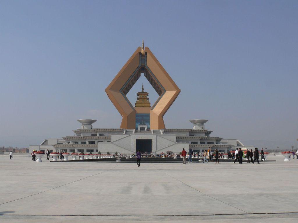 Архитектурные чудачества Китая