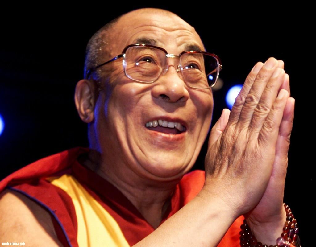 """Далай- лама:""""Пришельцы такие же, как и мы, даже если они отличаются внешне"""""""