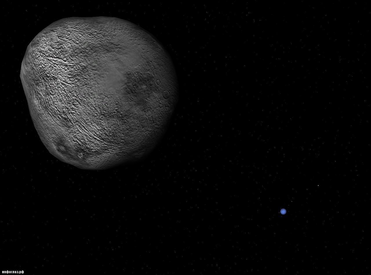 Нереида спутник Нептуна