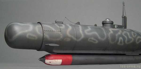 самая маленькая современная подводная лодка