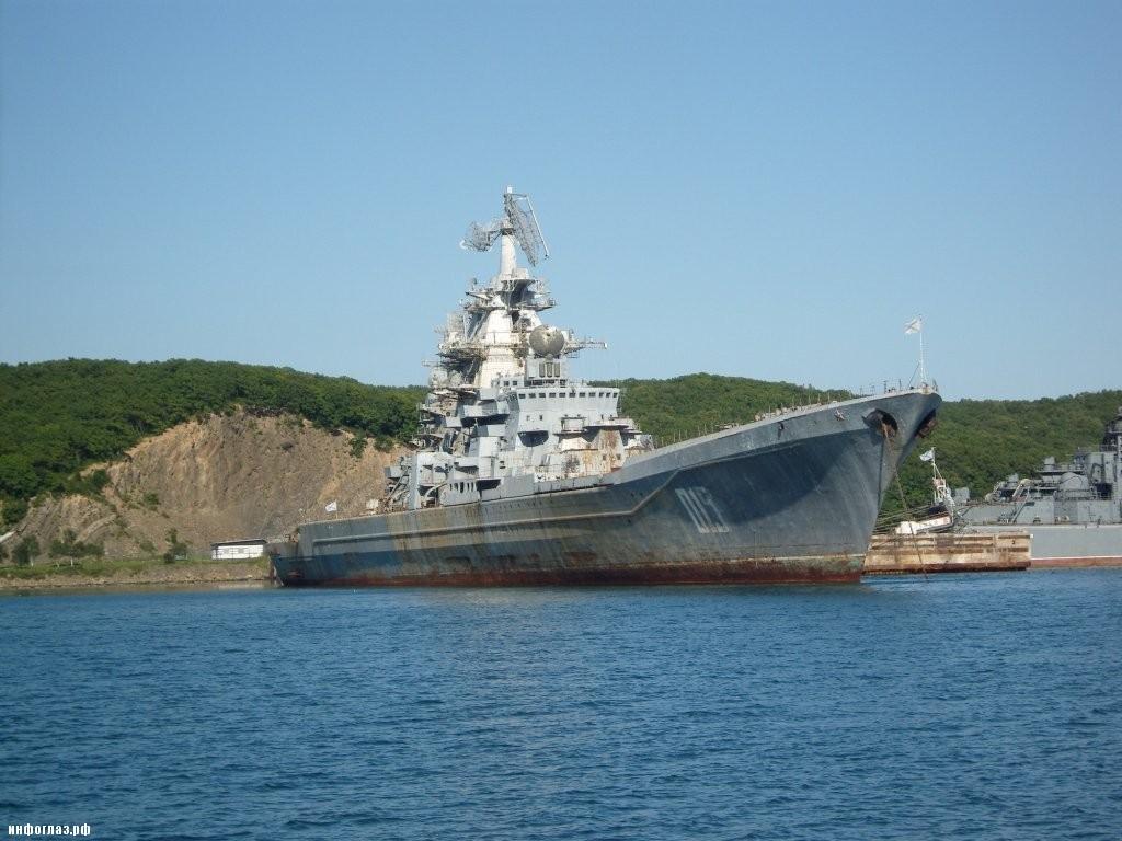 Работы по крейсеру адмирал нахимов