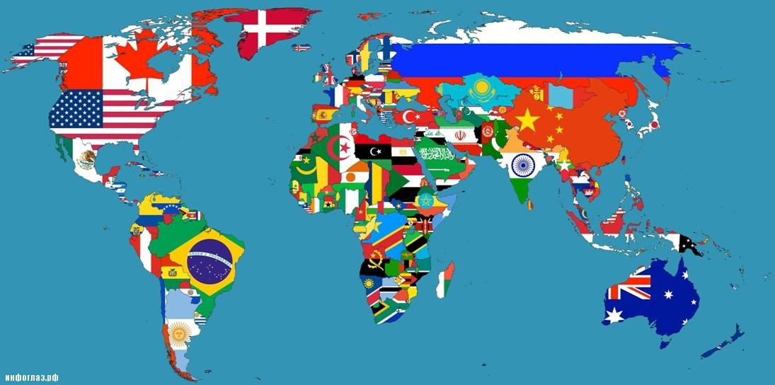 Карты мира