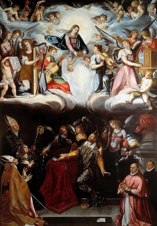 Смерть Герменегильда (картина Алонсо Васкеса, 1602 год) - Вестготы: потерянное королевство | Военно-исторический портал Warspot.ru