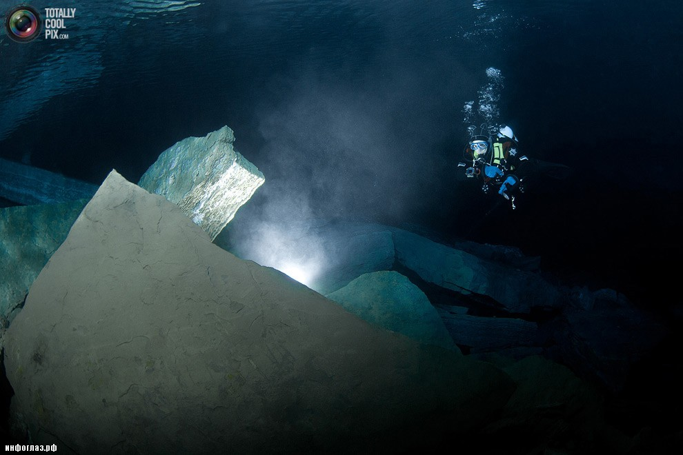 orda 008 Ординская пещера