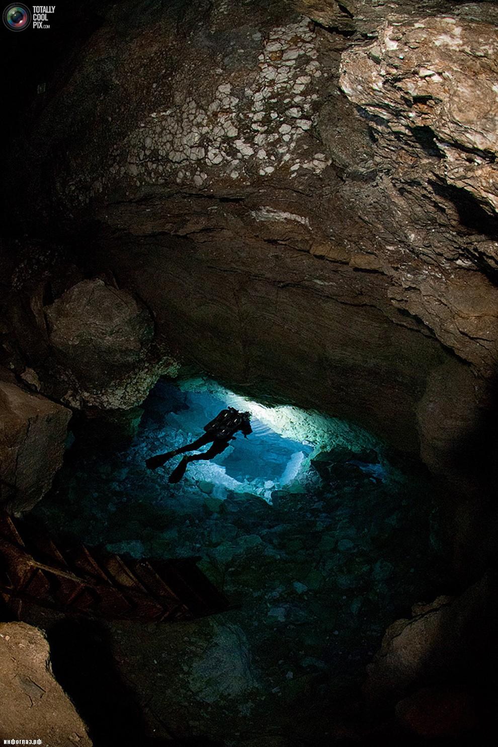orda 009 Ординская пещера