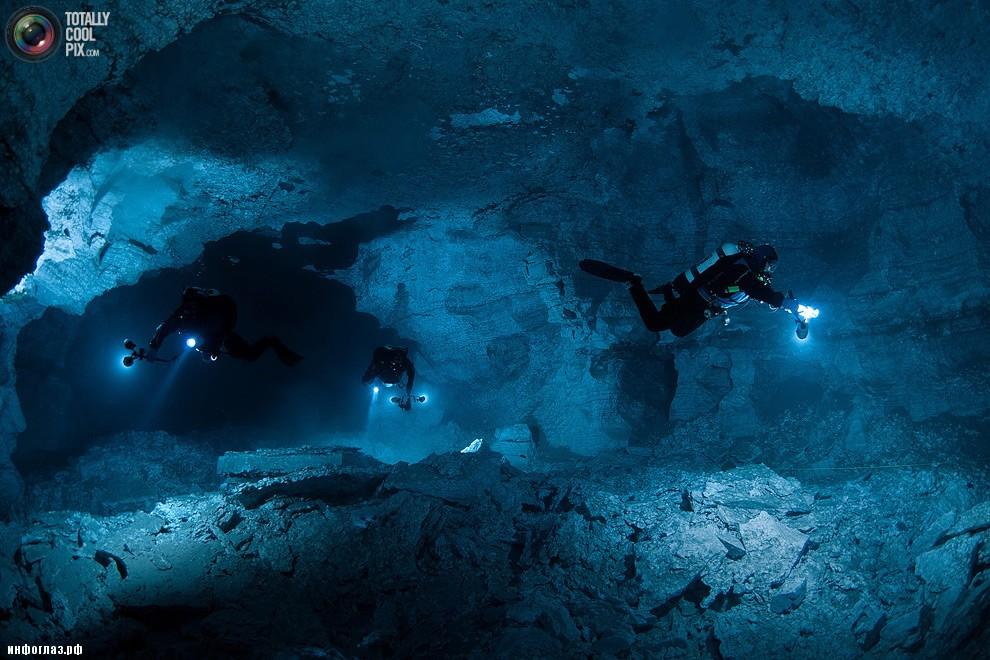 orda 011 Ординская пещера