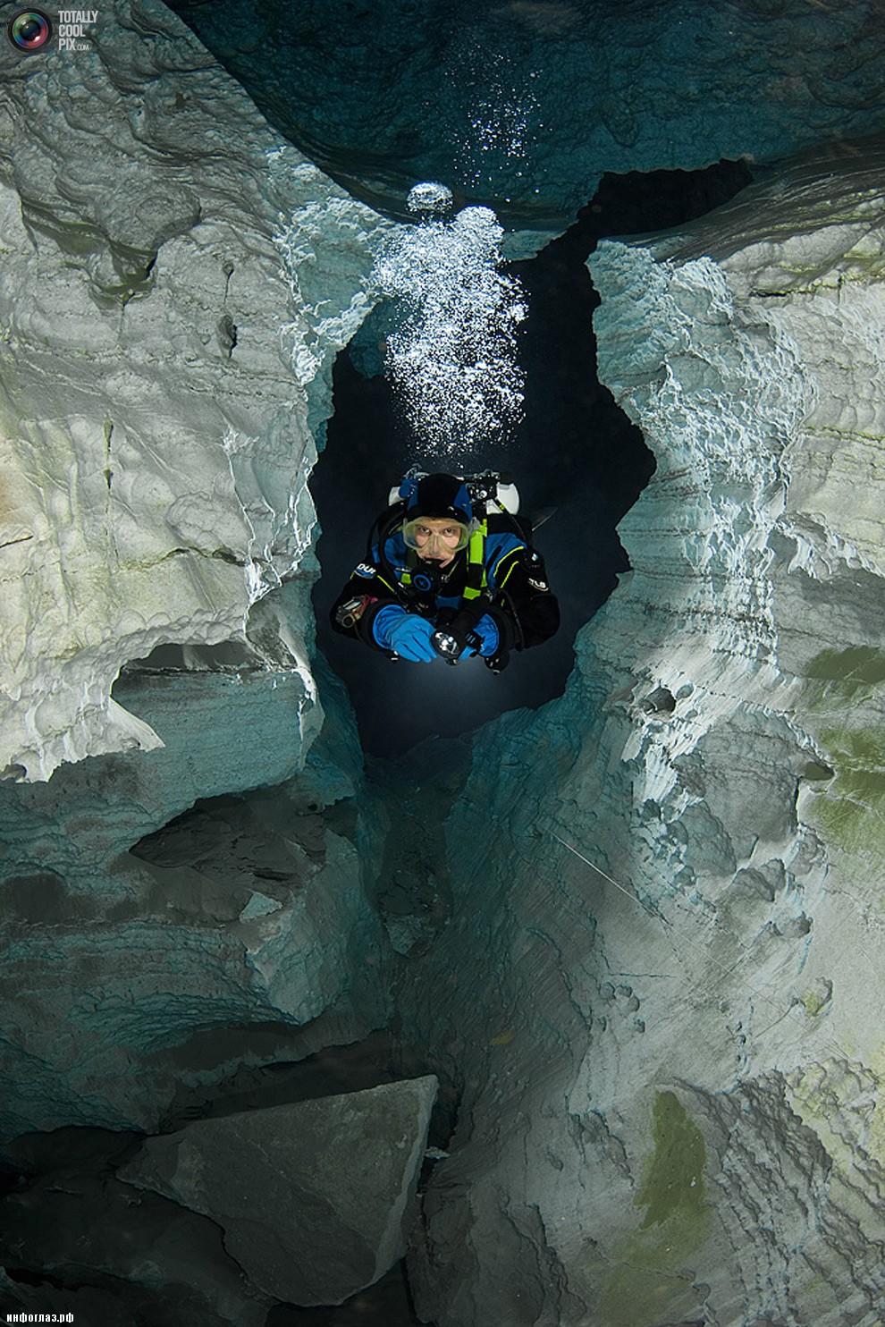 orda 014 Ординская пещера