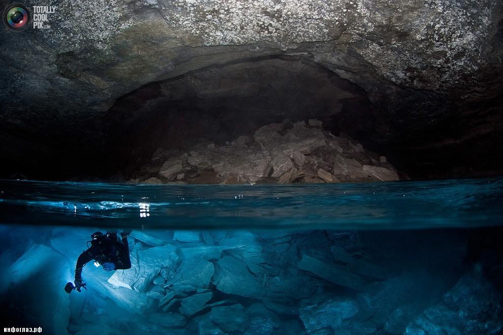 orda 016 Ординская пещера